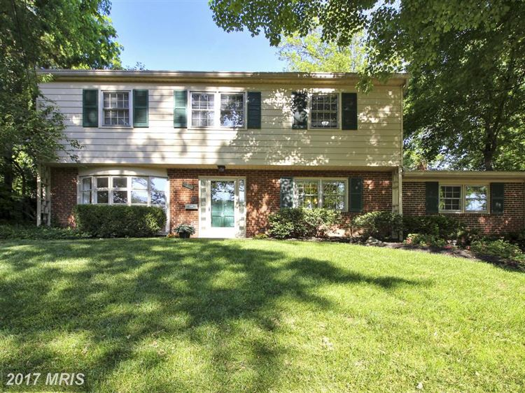 Photo for 9303 WEST PARKHILL DR, BETHESDA, MD 20814 (MLS # MC9980875)