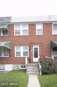 Photo of 4313 NEWPORT AVE, BALTIMORE, MD 21211 (MLS # BA10082879)