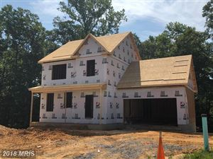 Photo of 606 YEARLING DR, PRINCE FREDERICK, MD 20678 (MLS # CA9878879)