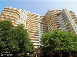 Photo of 5610 WISCONSIN AVE #301, CHEVY CHASE, MD 20815 (MLS # MC9965879)
