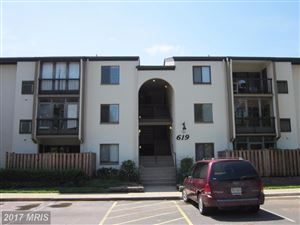 Photo of 619 CENTER ST #104, HERNDON, VA 20170 (MLS # FX10030881)
