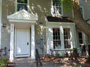 Photo of 5930 HAVENER HOUSE WAY, CENTREVILLE, VA 20120 (MLS # FX9966881)