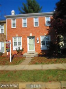 Photo of 9211 HUMMINGBIRD TER, GAITHERSBURG, MD 20879 (MLS # MC10103881)