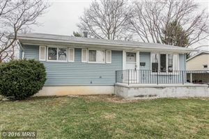 Photo of 1424 11TH ST W, FREDERICK, MD 21702 (MLS # FR9598882)