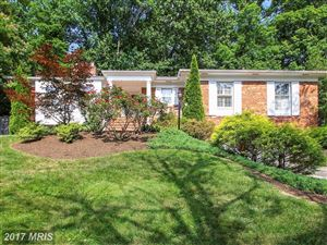Photo of 5812 MARBURY RD, BETHESDA, MD 20817 (MLS # MC9997889)