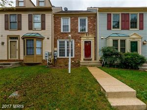 Photo of 8919 ROSEWOOD WAY, JESSUP, MD 20794 (MLS # HW10080892)