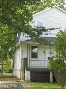 Photo of 2811 TAYLOR AVE, PARKVILLE, MD 21234 (MLS # BC10057893)