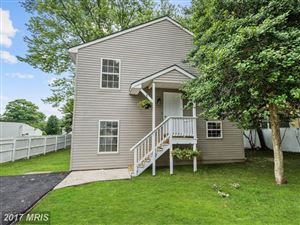 Photo of 1707 QUANTICO RD, EDGEWATER, MD 21037 (MLS # AA10055894)