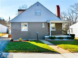 Photo of 6303 MOUNT ALTO AVE, BALTIMORE, MD 21207 (MLS # BC10105896)