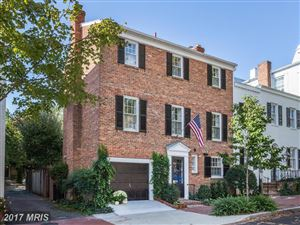 Photo of 2726 O ST NW, WASHINGTON, DC 20007 (MLS # DC10064899)