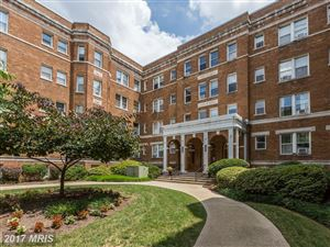 Photo of 1820 CLYDESDALE PL NW #209, WASHINGTON, DC 20009 (MLS # DC10066899)