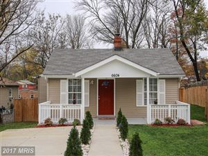 Photo of 6604 CLINGLOG ST, CAPITOL HEIGHTS, MD 20743 (MLS # PG10101900)