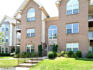 Photo of 4108A MONUMENT CT #101, FAIRFAX, VA 22033 (MLS # FX10031901)