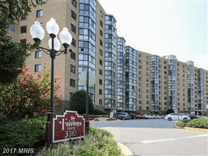 Photo of 3310 LEISURE WORLD BLVD #317, SILVER SPRING, MD 20906 (MLS # MC10033902)