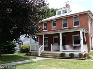 Photo of 8 14TH ST, FREDERICK, MD 21701 (MLS # FR9987903)