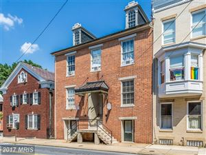 Photo of 124 COURT ST, FREDERICK, MD 21701 (MLS # FR10040905)