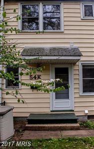 Photo of 54 RIDGE RD #K, GREENBELT, MD 20770 (MLS # PG10112912)