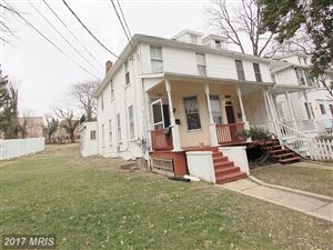 Photo of 4814 NEBRASKA AVE NW, WASHINGTON, DC 20016 (MLS # DC9959913)