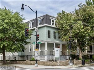 Photo of 911 WEBSTER ST NW #2, WASHINGTON, DC 20011 (MLS # DC10044917)