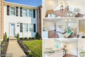Photo of 1736 CARRIAGE WAY, FREDERICK, MD 21702 (MLS # FR9772917)