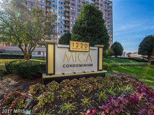 Photo of 1220 BLAIR MILL RD #1405, SILVER SPRING, MD 20910 (MLS # MC10104917)