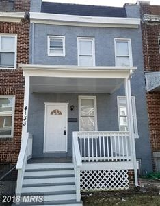 Photo of 4133 NORFOLK AVE, BALTIMORE, MD 21216 (MLS # BA10084922)