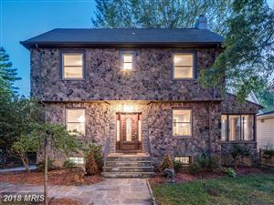 Photo of 3344 MILITARY RD NW, WASHINGTON, DC 20015 (MLS # DC10002923)