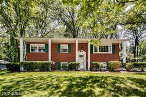 Photo of 533 BRIGHTWOOD RD, MILLERSVILLE, MD 21108 (MLS # AA9963925)