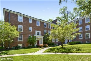 Photo of 3930 LANGLEY CT NW #B638, WASHINGTON, DC 20016 (MLS # DC9950927)
