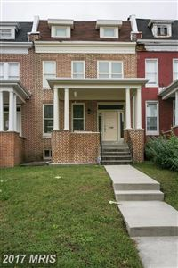 Photo of 2430 LINDEN AVE, BALTIMORE, MD 21217 (MLS # BA10082930)