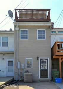 Tiny photo for 1707 CLARKSON ST, BALTIMORE, MD 21230 (MLS # BA9920932)