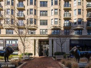 Photo of 7710 WOODMONT AVE #507, BETHESDA, MD 20814 (MLS # MC10074932)