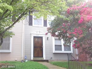 Photo of 349 POSSUM CT, CAPITOL HEIGHTS, MD 20743 (MLS # PG10013933)