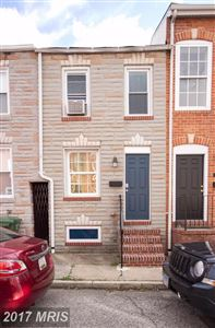 Photo of 815 CURLEY ST, BALTIMORE, MD 21224 (MLS # BA10107934)