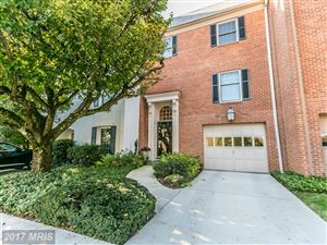 Photo of 12 HUME CT #21, BALTIMORE, MD 21204 (MLS # BC10098936)