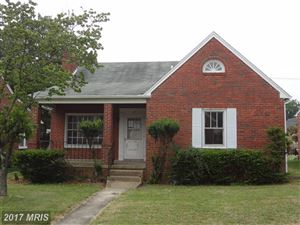 Photo of 102 FREDERICK AVE, FREDERICK, MD 21701 (MLS # FR10008936)