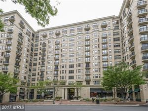 Photo of 7710 WOODMONT AVE #205, BETHESDA, MD 20814 (MLS # MC10068938)