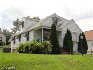 Photo of 3339 TEXAS AVE, PARKVILLE, MD 21234 (MLS # BC10037941)