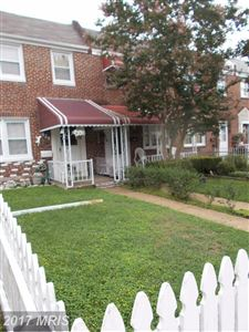 Photo of 424 5TH AVE, BALTIMORE, MD 21225 (MLS # AA10033944)