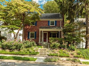Photo of 4231 47TH ST NW, WASHINGTON, DC 20016 (MLS # DC10092949)