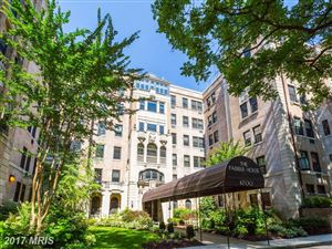 Photo of 4700 CONNECTICUT AVE NW #510, WASHINGTON, DC 20008 (MLS # DC10007952)
