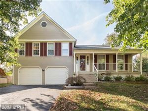 Photo of 5710 ROCKY RUN DR, CENTREVILLE, VA 20120 (MLS # FX10070955)