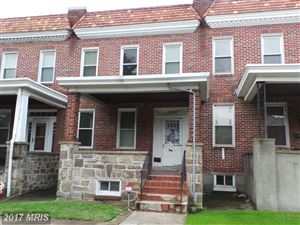 Photo of 3069 MAYFIELD AVE, BALTIMORE, MD 21213 (MLS # BA10108956)