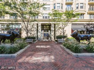 Photo of 7710 WOODMONT AVE #1211, BETHESDA, MD 20814 (MLS # MC10079957)