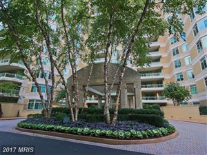 Photo of 5630 WISCONSIN AVE #203, CHEVY CHASE, MD 20815 (MLS # MC10037958)