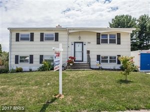 Photo of 705 CROSBY RD, CATONSVILLE, MD 21228 (MLS # BC9991959)