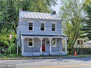 Photo of 378 MADISON ST, FREDERICK, MD 21701 (MLS # FR9996960)