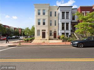 Photo of 85 R ST NW, WASHINGTON, DC 20001 (MLS # DC10017961)