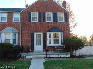 Photo of 1601 THETFORD RD, TOWSON, MD 21286 (MLS # BC10107965)