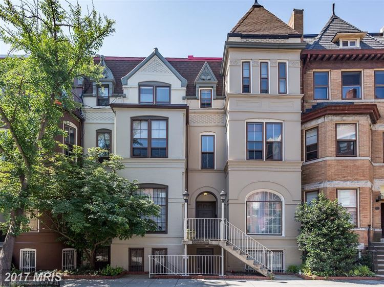 Photo for 1756 CORCORAN ST NW #1/2B, WASHINGTON, DC 20009 (MLS # DC9978965)